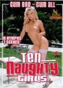 Grossansicht : Cover : 10 Naughty Girls